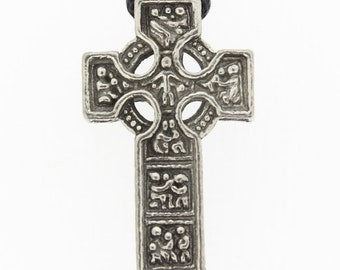 Celtic Cross Necklace, Goddaughter, Valentine's Day, Easter, Communion, Wedding, Sister, Daughter, Mother, Wife, Gift for Her, Bride