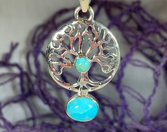 Tree of Life Necklace, Celtic Jewelry, Irish Jewelry, Anniversary Gift, Bridal Jewelry, Norse Jewelry, Sister Gift, Yoga Jewelry, Mom Gift