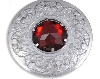 Celtic Brooch, Celtic Jewelry, Irish Pin, Bride Pin, Anniversary Gift, Birthday Gift, Kilt Pin, Tartan Pin, Statement Pin, Scotland Brooch