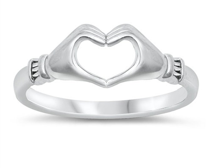 Celtic Heart Ring, Celtic Jewelry, Infinity Ring, Celtic Knot Jewelry, Irish Ring, Irish Dance Gift, Anniversary Gift, Bridal Ring, Wiccan