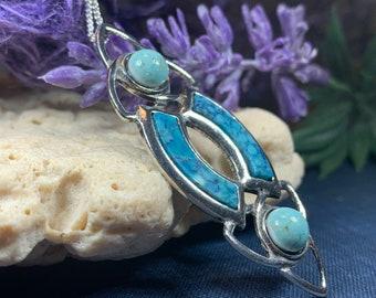 Celtic Knot Necklace, Trinity Knot Jewelry, Celtic Jewelry, Ireland Gift, Irish Jewelry, Norse Jewelry, Viking Jewelry, Boho Necklace