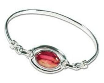 Scotland Heather Bracelet, Celtic Jewelry, Heather Gem, Scotland Jewelry, Gift for Her, Nature Jewelry, Mom Gift, Graduation Gift, Wife Gift
