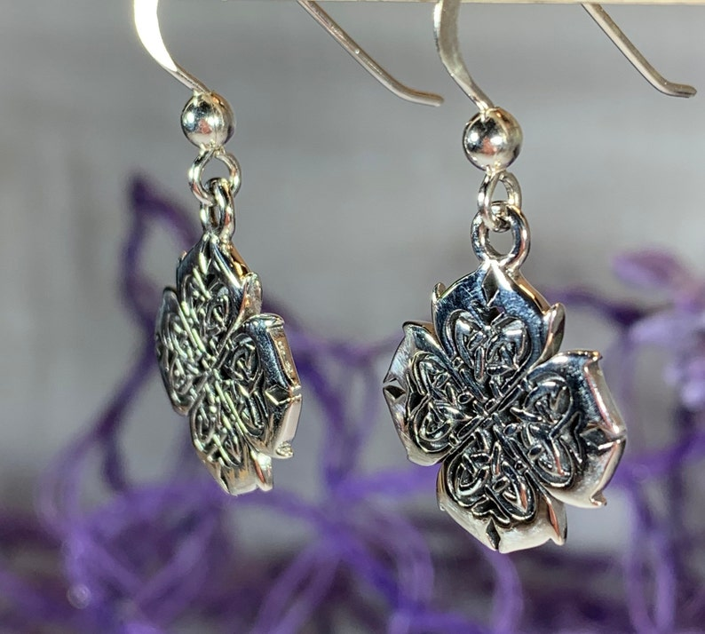 Wiccan Jewelry Sister Gift Celtic Knot Jewelry Celtic Jewelry Mom Gift Autumn Magic Earrings Teacher Gift Aunt Gift