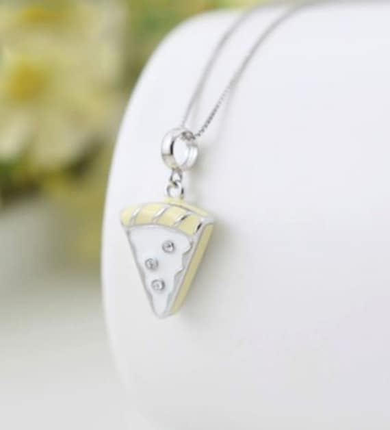 4bbcef295 ... official store sterling silver pizza charm food charm pepperoni pizza  pizza charms pizza jewelry pizza slice