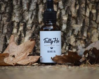 Beard Oil Premium Blend - 1oz Tally Ho