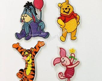 transfer. patch roo winnie the pooh/'s friend   motif