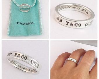 30450c9c5711c Tiffany jewelry | Etsy