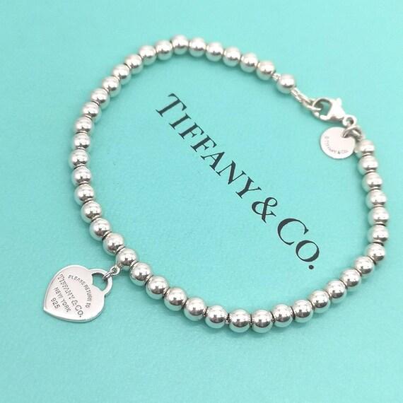 Tiffany and Co Bracelet - Return  to Tiffany- Bead