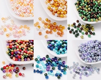 12 Mm 15 strand 8 Wholesale High-quality Color Mixing Stone Beads For Jewelry Making Bead Diy Bracelet Necklace 6 10