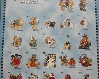 Daisy Kingdom Husqvarna Viking Designer 1 Pattern Collection - Seasonal