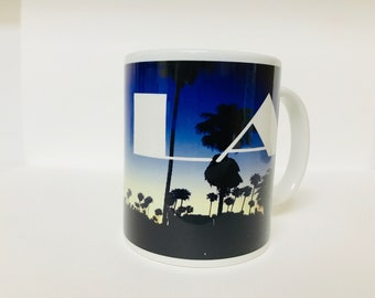 Los Angeles California Mug