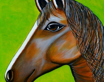 Toffee - Horse