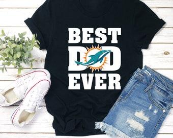 factory price f3bd5 217eb Miami dolphins dad   Etsy
