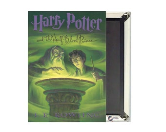 Harry Potter And The Half Blood Prince Magnet