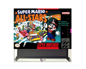 Super Mario All Stars Magnet