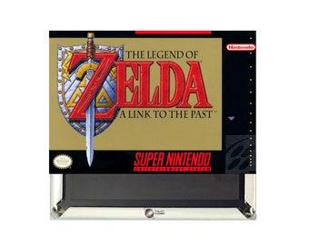 The Legend of Zelda SNES Magnet