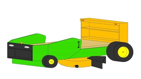 Diy Lawn Mower Trailer