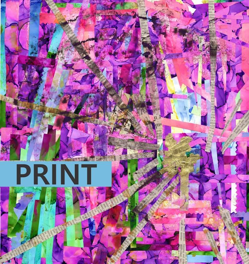 Enjoy it While it Lasts  Original Art Print Various Sizes image 0
