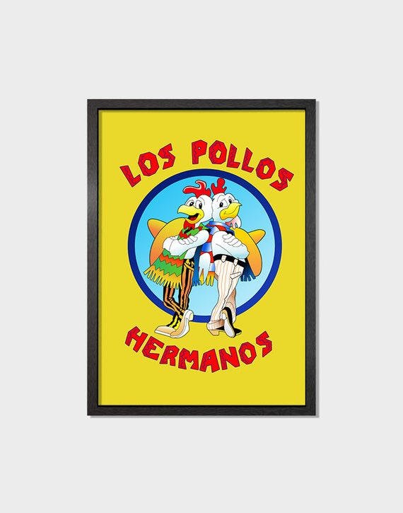 Breaking Bad Los Pollos Hermanos Patch