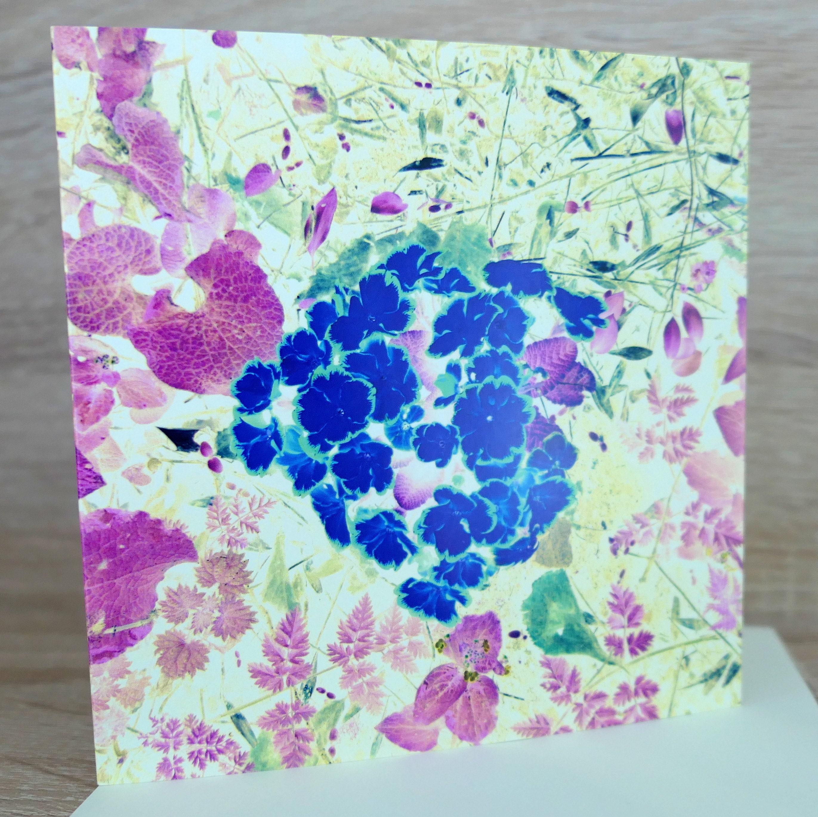 Primulas springtime birthday card flower greetings card etsy zoom izmirmasajfo
