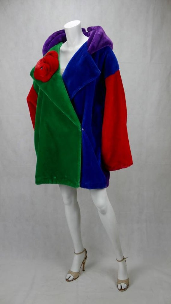 Very rare 1980s Jean Charles de  Castelbajac Ko an