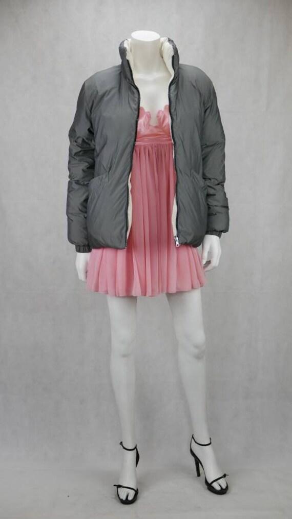1990s Thierry mugler Trademark goose down jacket