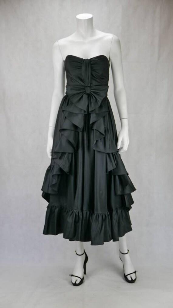 Jean Varon prom dress