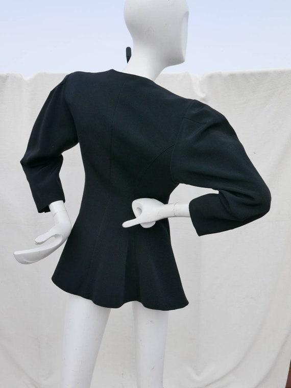 Ted Lapidus Haute Couture blazer - image 4