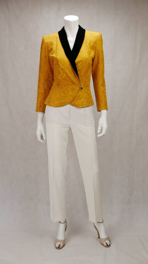 1980s Emmanuel Ungaro Parallele jacket