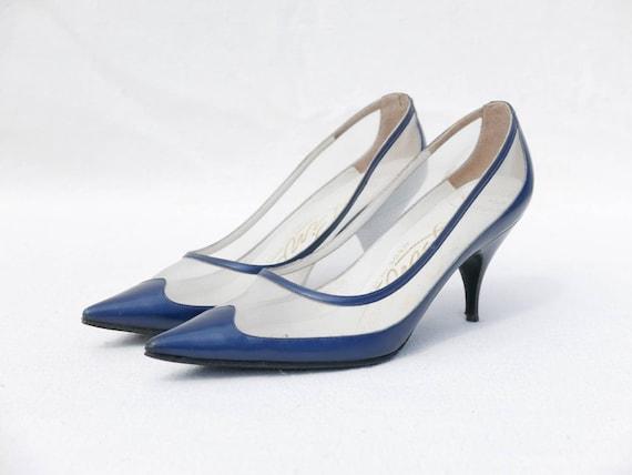 1950s Creazione Linzee heels
