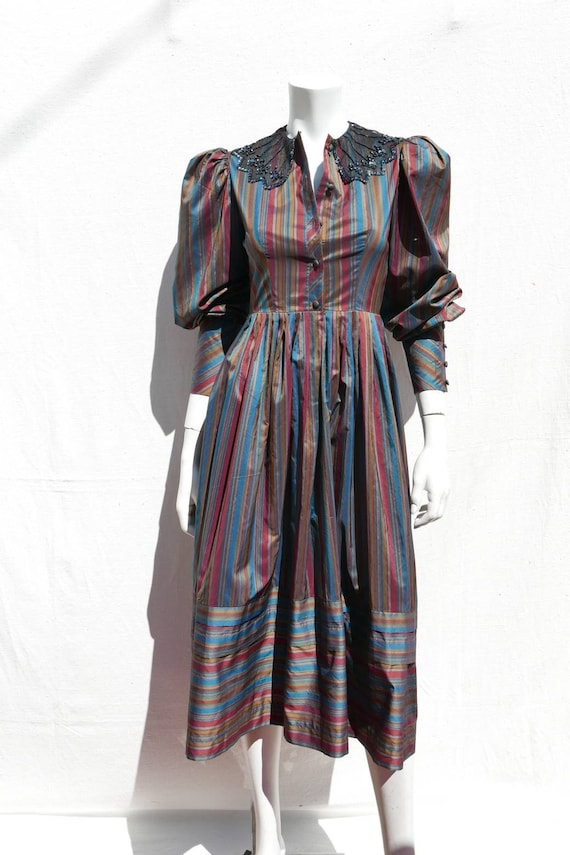 1980's Horrockses fashions Dress