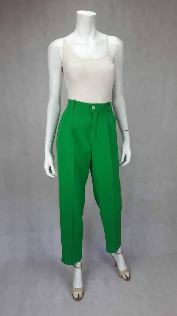 Vintage Burberry trousers - image 2