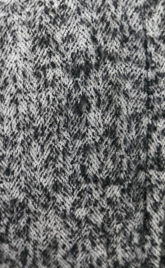 1960s Christian Dior Diorling wool dress - image 8