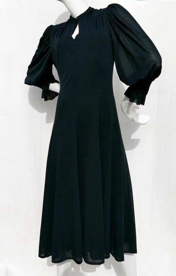 Frank Usher dress