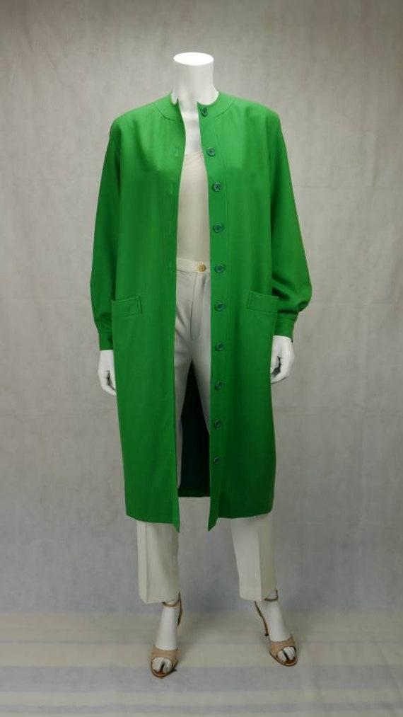 1990s Scherrer Boutique coat