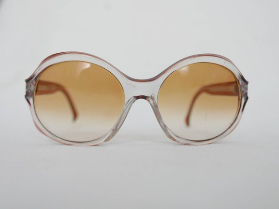 70s Oversized Lanvin sunglasses