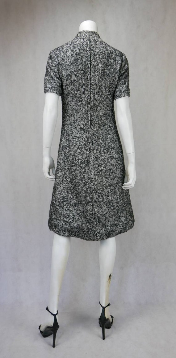 1960s Christian Dior Diorling wool dress - image 2