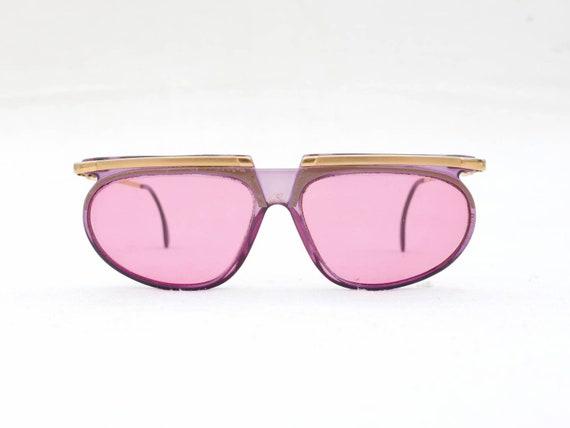 Vintage Cazal sunglasses frames