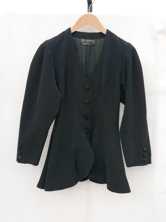 Ted Lapidus Haute Couture blazer - image 3