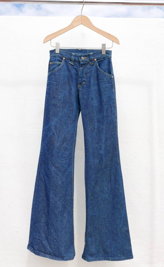 1970's Flare Lee Jeans