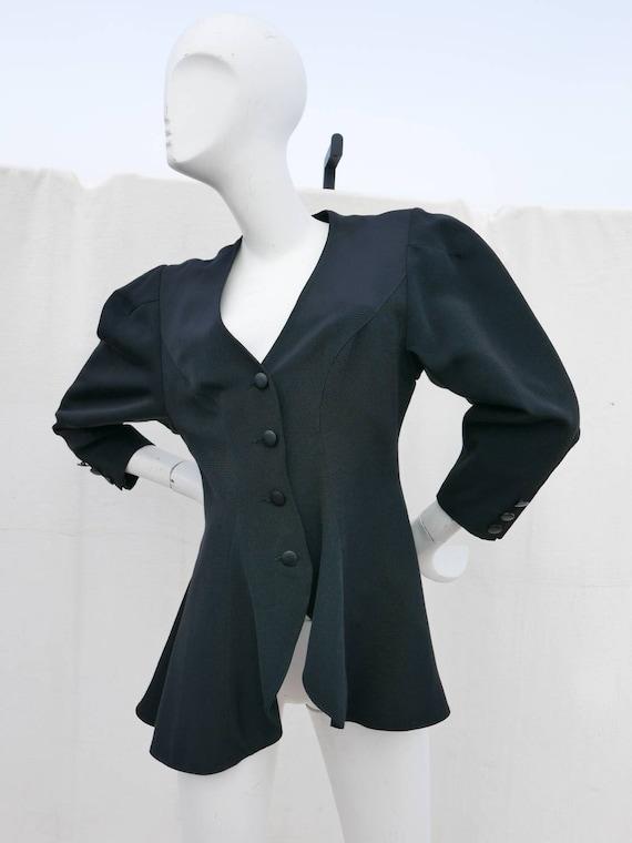 Ted Lapidus Haute Couture blazer