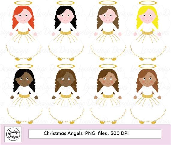 Christmas Angels Clipart.Christmas Angels Clipart Nativity Clipart