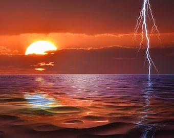 Sunset Electrified