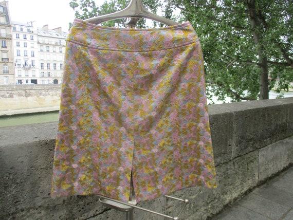CHRISTIAN LACROIX brocade jacket and skirt design… - image 6