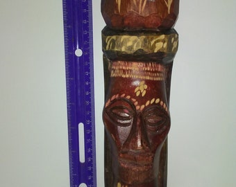 WoodCarved Art from Jamaica