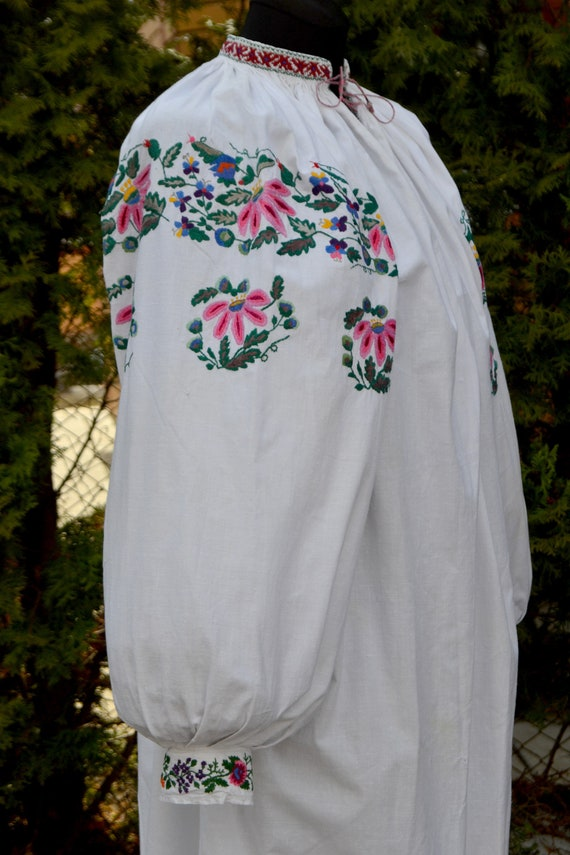 Reserved pls don't buy! Peasant Blouse / Ukrainia… - image 2