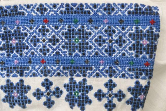 ukrainian vintage ukraine embroidery vyshyvanka vi
