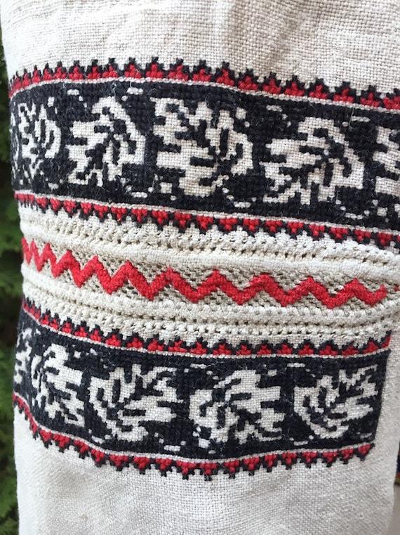 vyshyvanka vintage ukrainian embroidery ukrainian