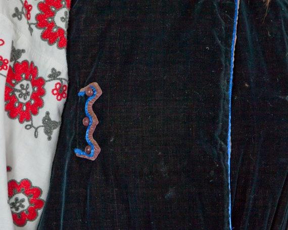 Ukrainian Vintage Korset/ Antique Ukrainian Vest/… - image 3