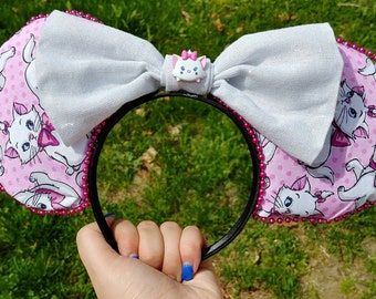 Marie Aristocats Mouse Ears
